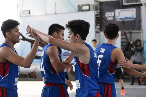Philippines defeated Hungary but lost to Spain in the FIBA ...