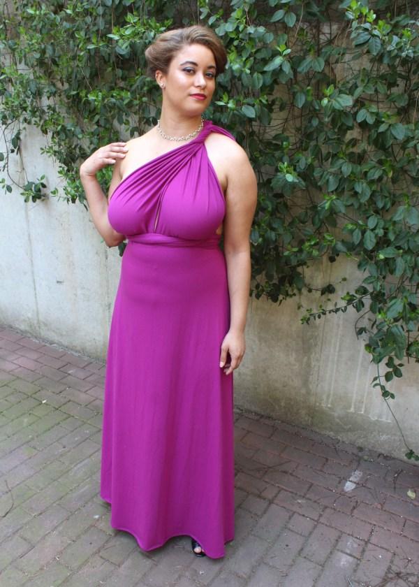 Vistoso Vestidos De Dama Amsale Patrón - Vestido de Novia Para Las ...