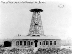 Torre Wardenclyffe Tower