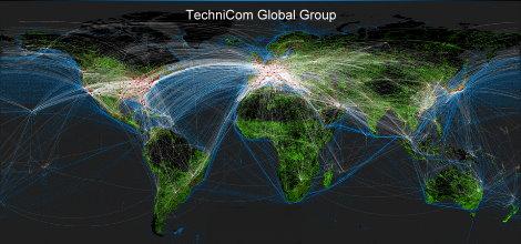 Nuestras estadísticas de cobertura en Latinoamérica y el Mundo