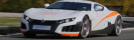 Empresa española presenta al auto eléctrico más rápido del mundo