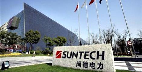 Quiebra mayor fabricante de paneles chinos