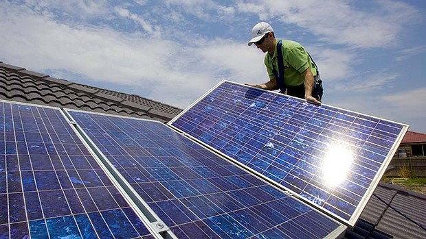 Australia Solar Energy Panels Cells Smart Grid Paneles 2