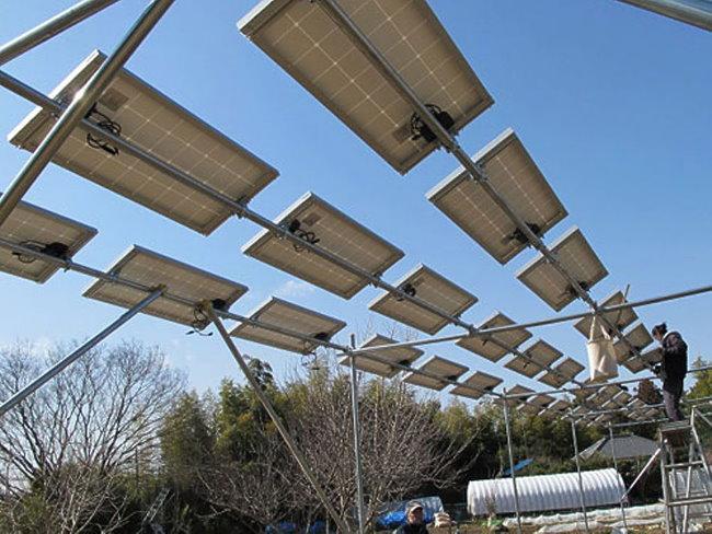 Paneles Solares Fotovoltaicos Celdas y Agricultura Solar Panels Smart Grid Eco Logia 3