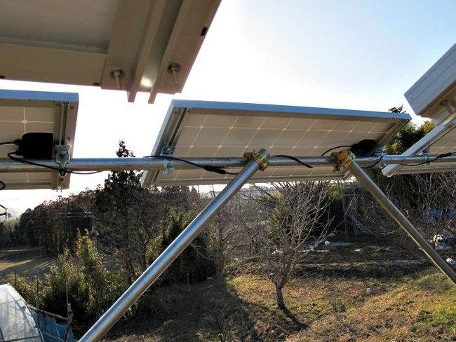 Paneles Solares Fotovoltaicos Celdas y Agricultura Solar Panels Smart Grid Eco Logia 4