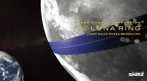 Energía Solar desde la Luna hasta la Tierra