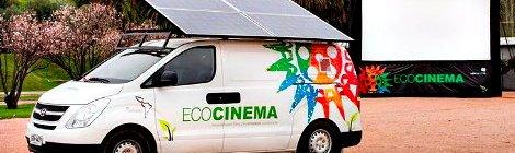 Ecocinema: Cine y Educación con energía solar