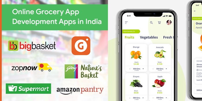 Online Grocery Shopping Apps