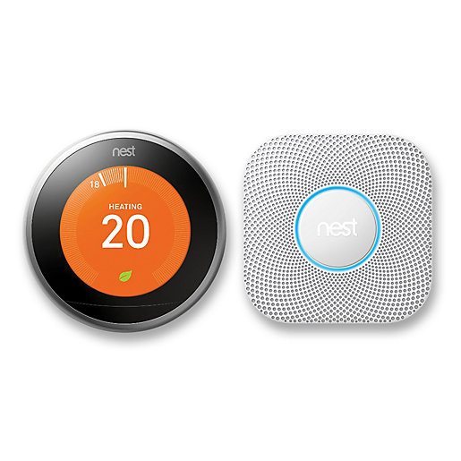 Nest Thermostat Service 3   Protect   Installatie