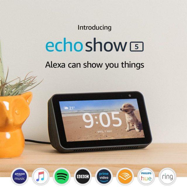 Alexa Echo Show 5 Release
