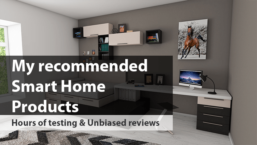 Recommended Smart Home appliances
