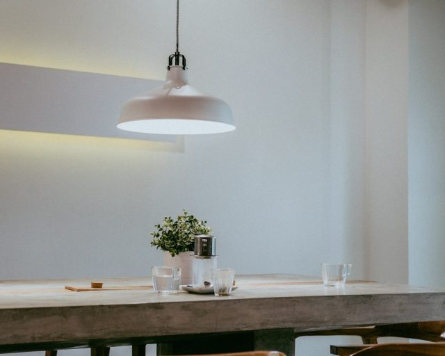Smart Lighting in Kitchen