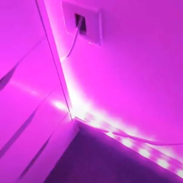 how philips hue lights can change color