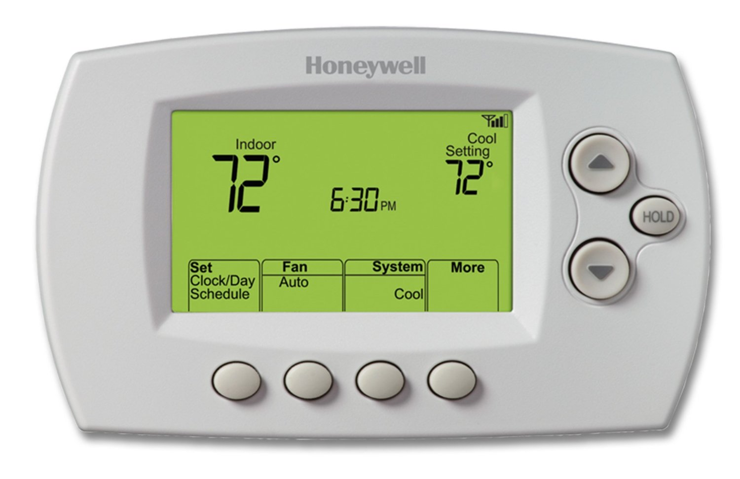 Honeywell RTH6580WF Wi-Fi Programmable Thermostat Review