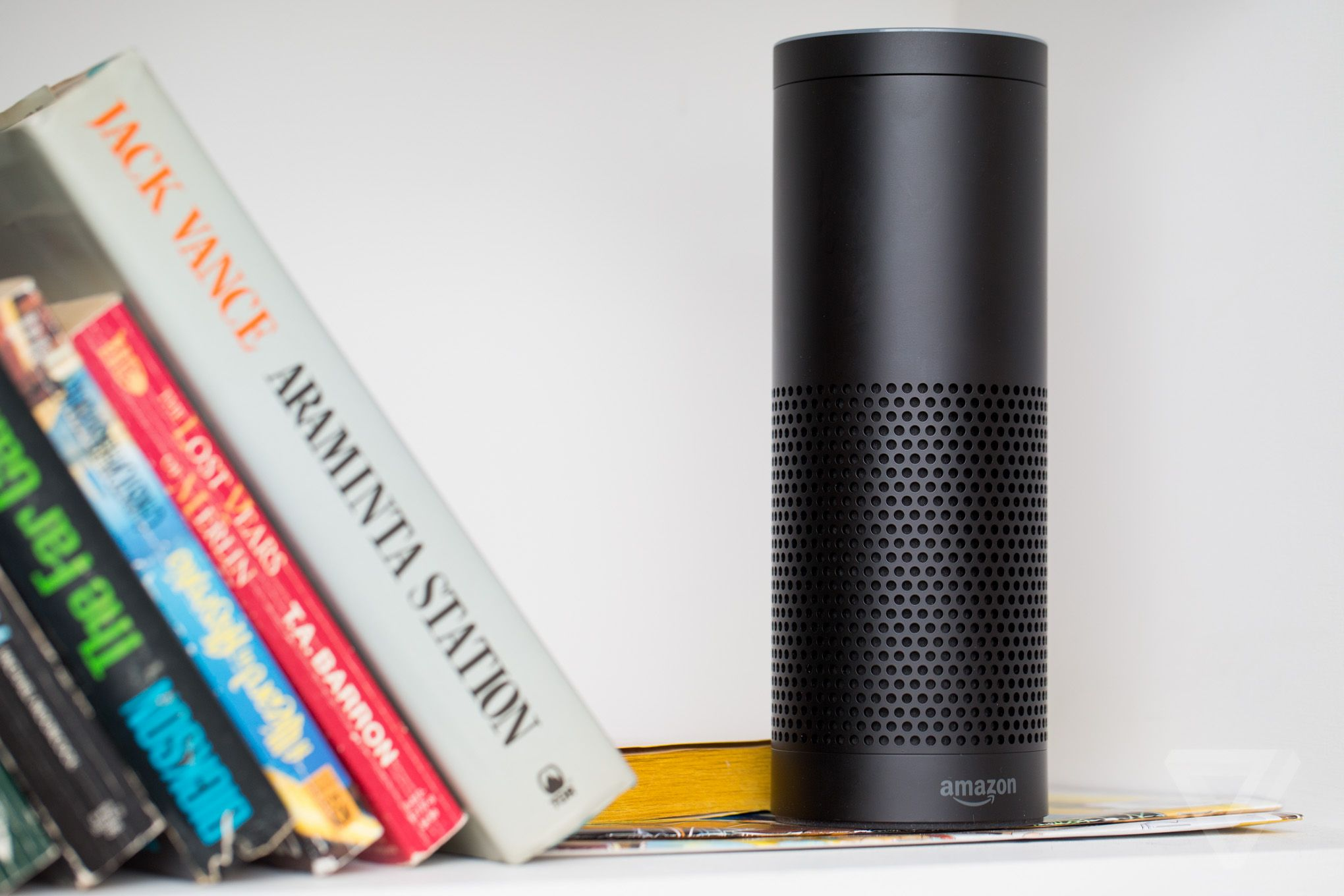 Amazon Echo Now Works With Bluetooth Speakers