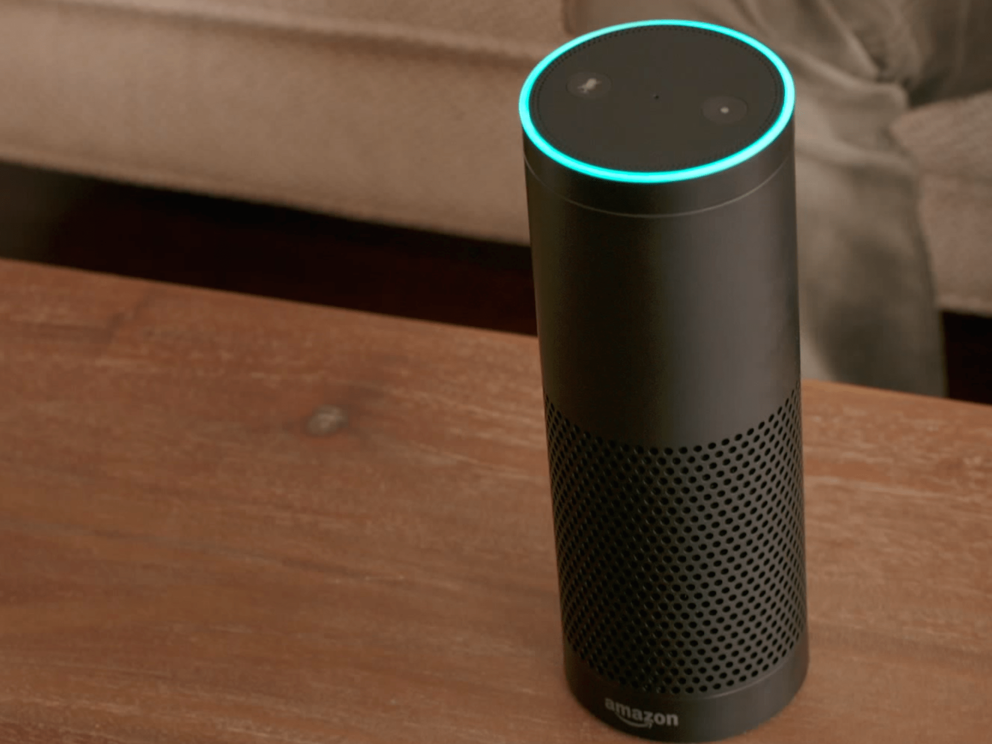 Rumor: Amazon Echo Could Start Speaking on its Own