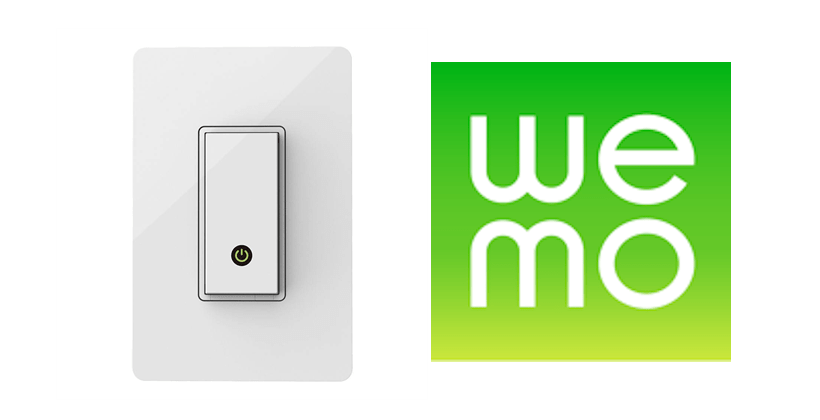 WeMo Sale at Amazon!