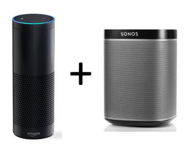 coming soon sonos amazon echo smart home reviewer. Black Bedroom Furniture Sets. Home Design Ideas