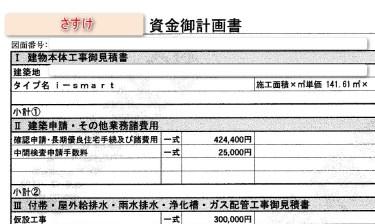 一条工務店の見積書を詳しく見てみよう!:本体価格+700万円必要!