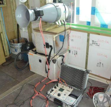気密測定!一条工務店のC値は正しいのか?:気密測定器を試験してみました\(^o^)/