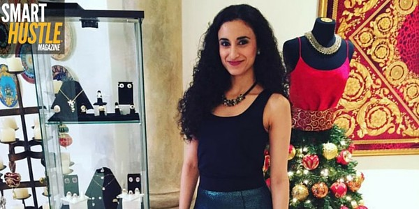 Cassy Saba Jewelry & the Journey from Childhood Hobby to Successful Business
