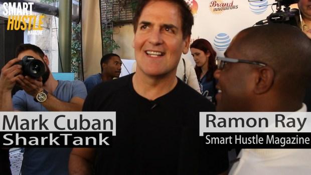 SXSW 2016 Interview: 8 Reasons Mark Cuban Love Hustle