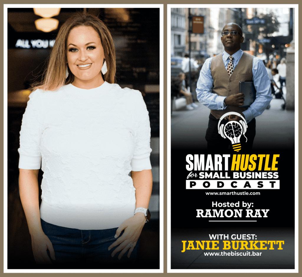 business growth with Janie Burkett