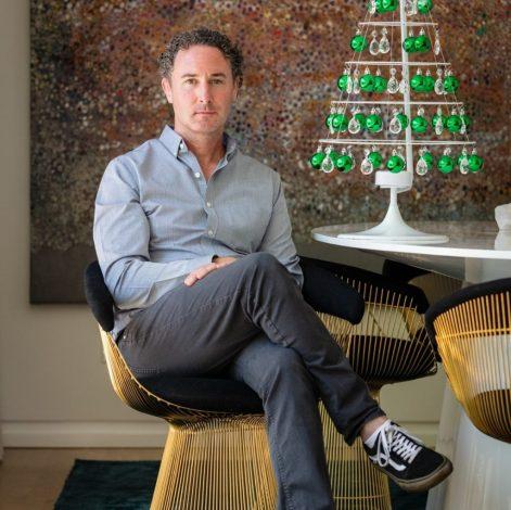 seasonal business Modern Christmas Trees Matt Bliss headshot