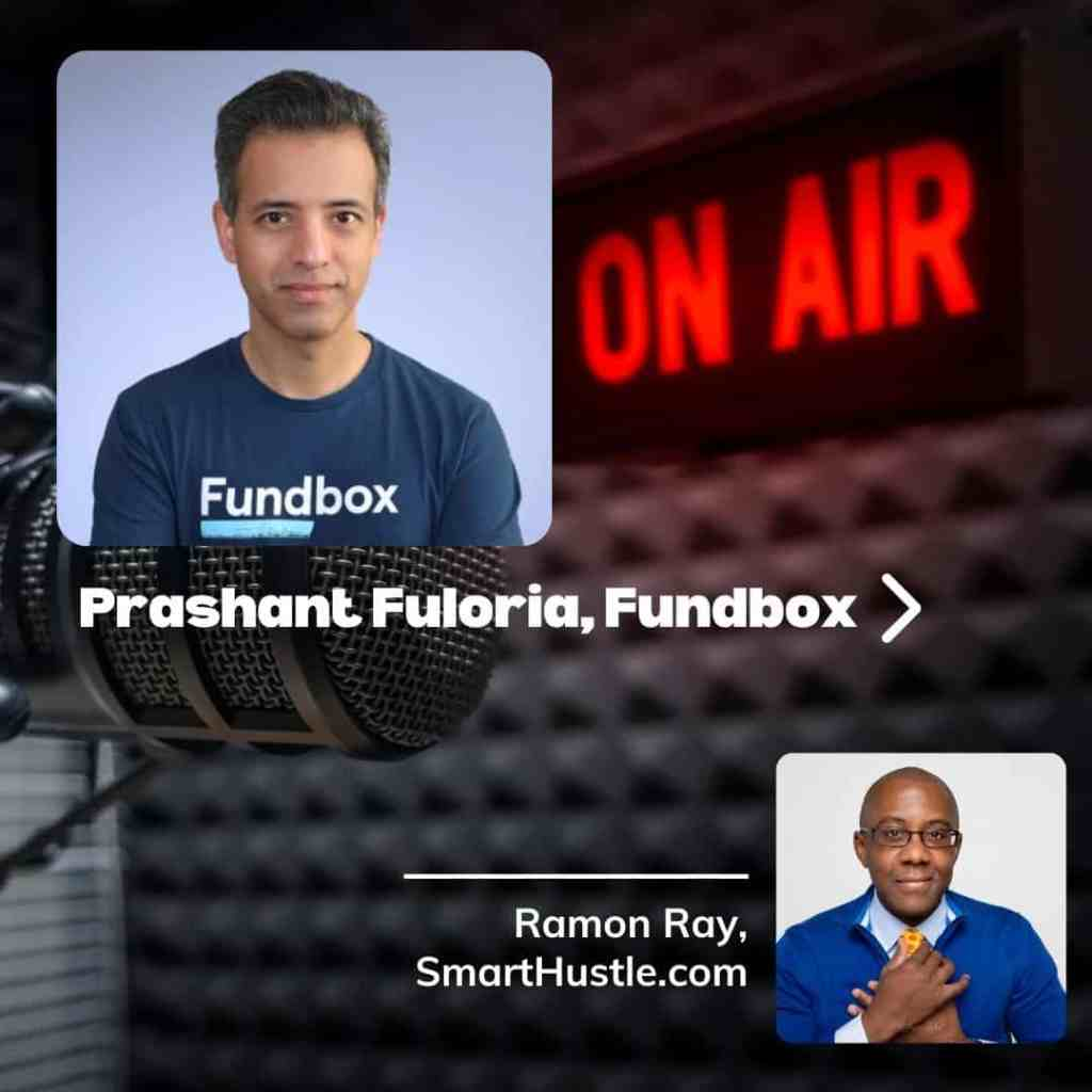 Prashant Fuloria - Fundbox