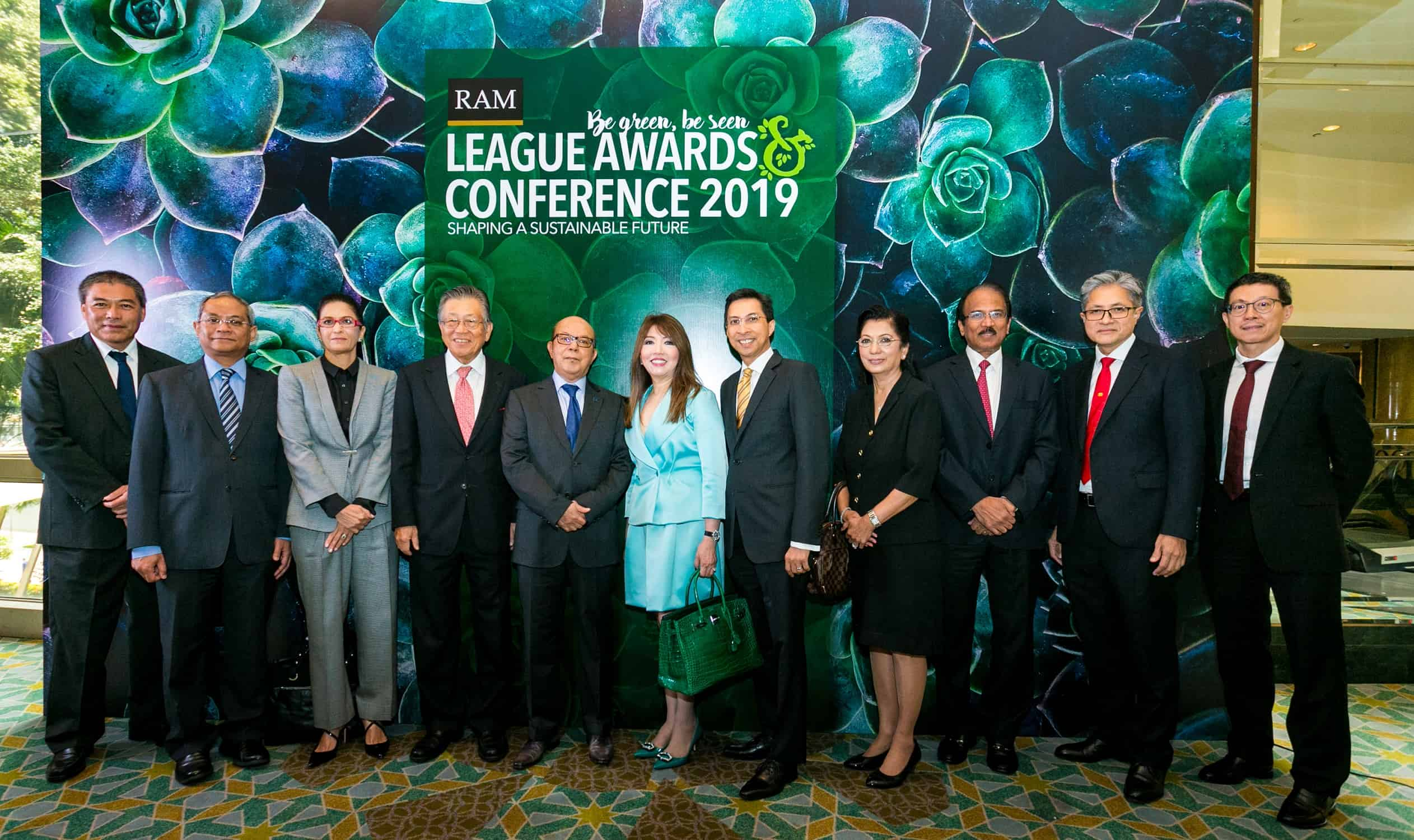 Malaysia's Best Financial Institutions and Corporates Celebrated at 16th Annual RAM League Awards