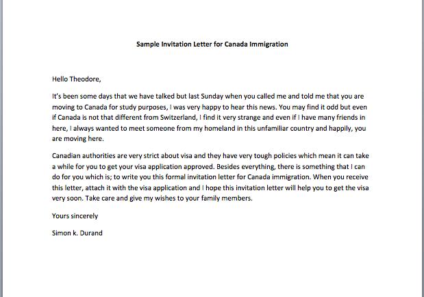 invitation letter for child s birthday