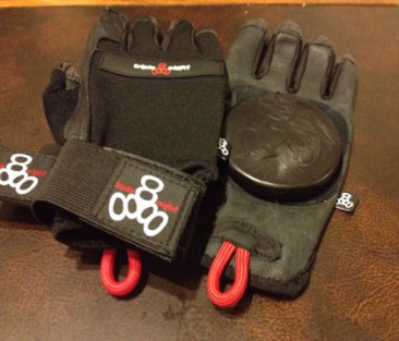 Triple Eight Downhill Glove