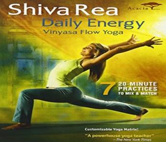 Shiva Rea Daily Energy Vinyasa Flow Yoga