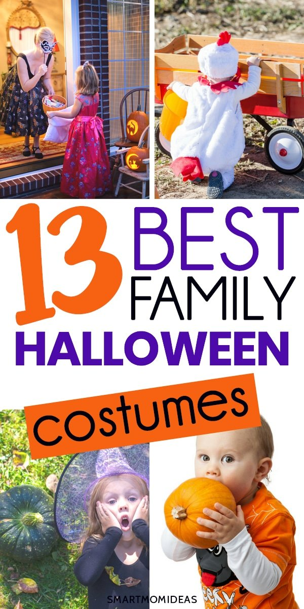 These are the best family halloween costume ideas in 2020! The Cutest And Best Family Halloween Costumes For 2020 Smart Mom Ideas