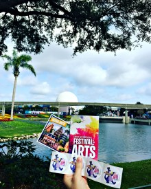 Festival of the Arts promos