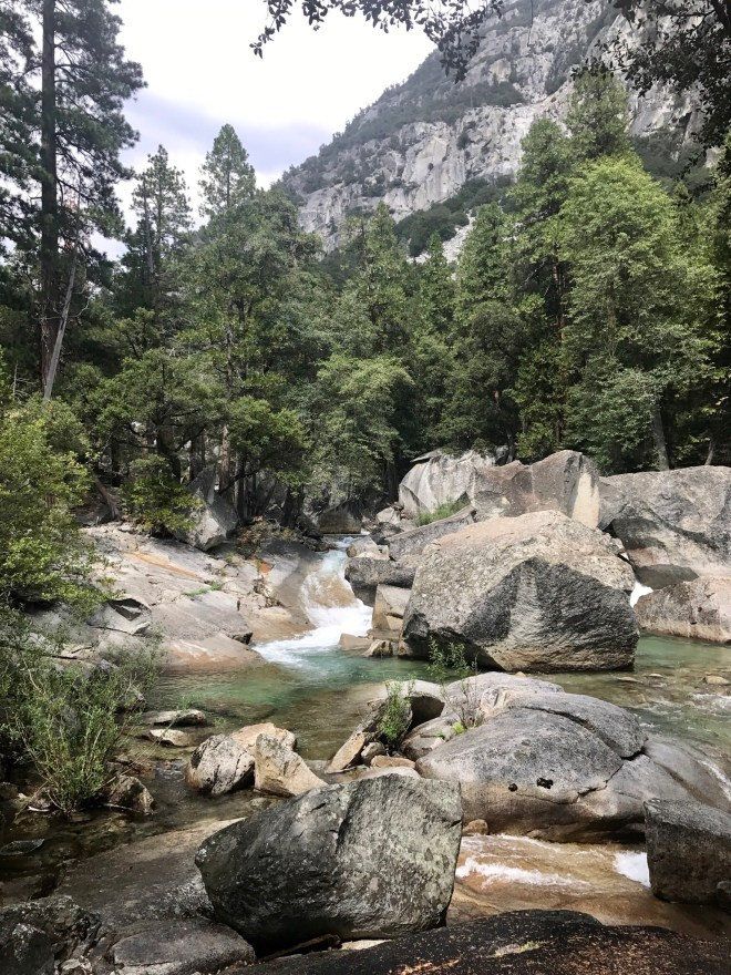 Kings Canyon National Park, Mist Falls Trail