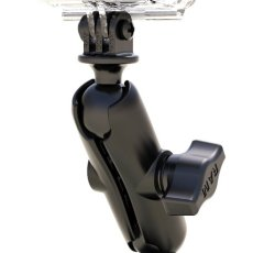 RAM Twist-Lock™ Suction Cup Mount with Custom GoPro® Hero Adapter