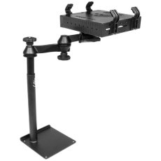 RAM-VBD-122-SW1 – Universal Drill-Down Laptop Mount with Dual Swing Arms