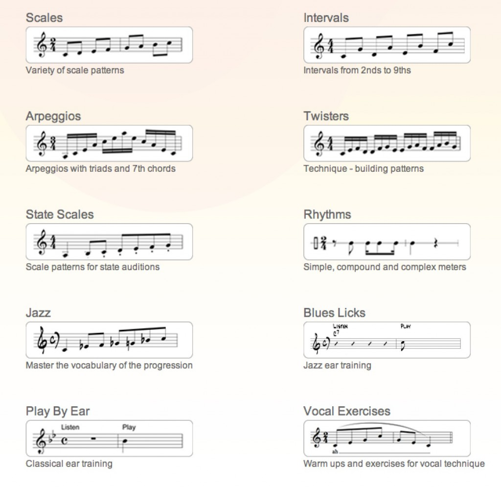 Key Features Of Smartmusic Music Learning Software For Students