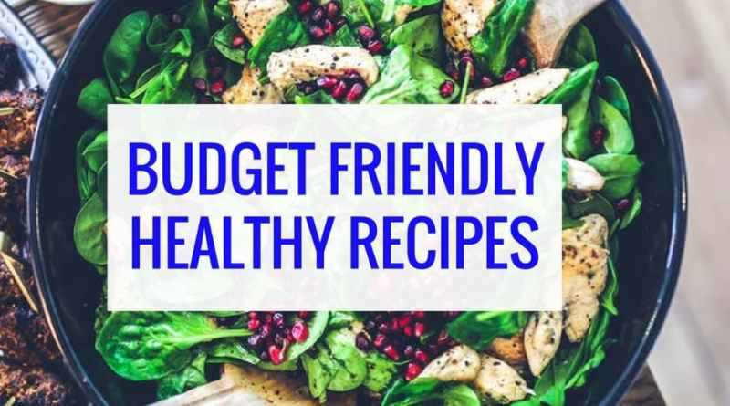 8 Healthy Recipes That Are Budget Friendly And Can Help You Lose