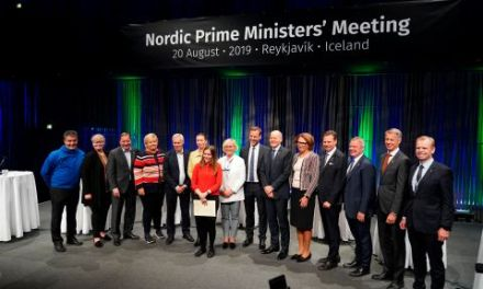 Nordics Prime Ministers and the CEOs met to implement the Sustainable Development Goals