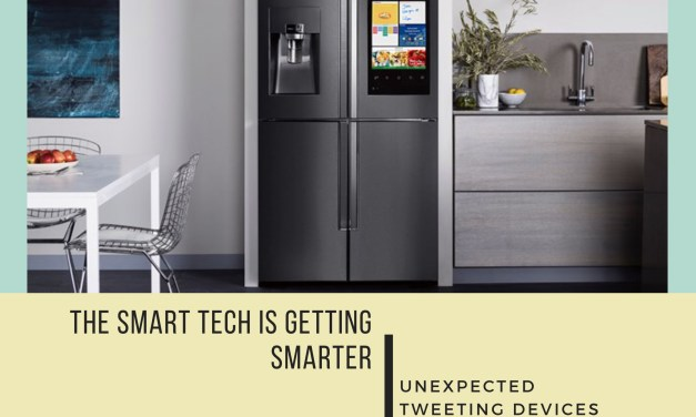 The smart tech getting smarter