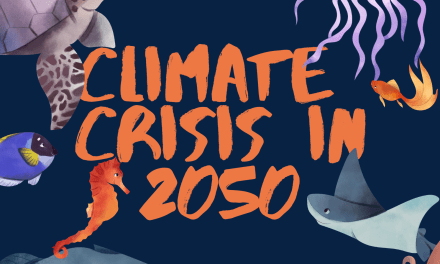 Climate crisis in 2050