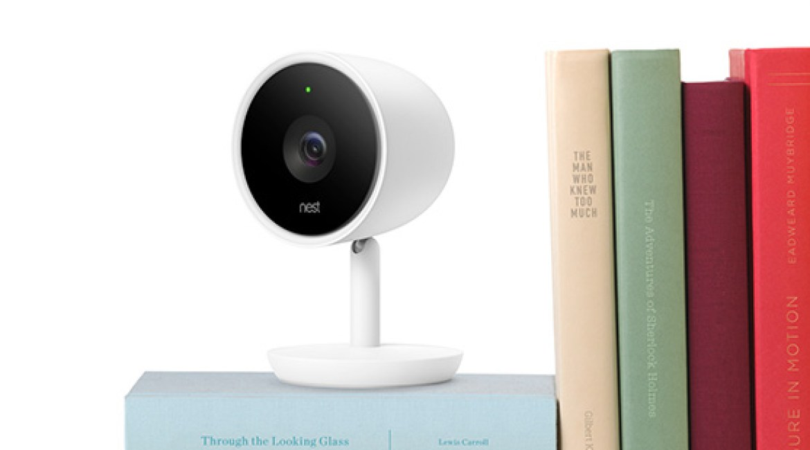 The security camera that outsmarts other security cameras.