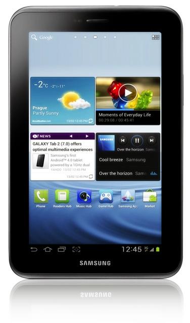 Планшет Samsung Galaxy Tab 2 GT-P3100 7.0 WiFi+3G - цены в ...