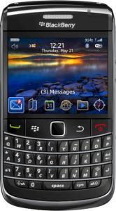 Blackberry Bold 9700 (Foto: RIM)