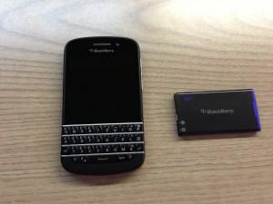 Für mich nur noch die persönliche Nummer 3: das Blackberry Q10