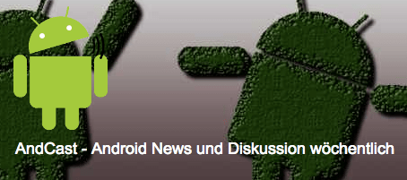 AndCast jetzt mit allen Podcast-Apps (Foto: AndCast)