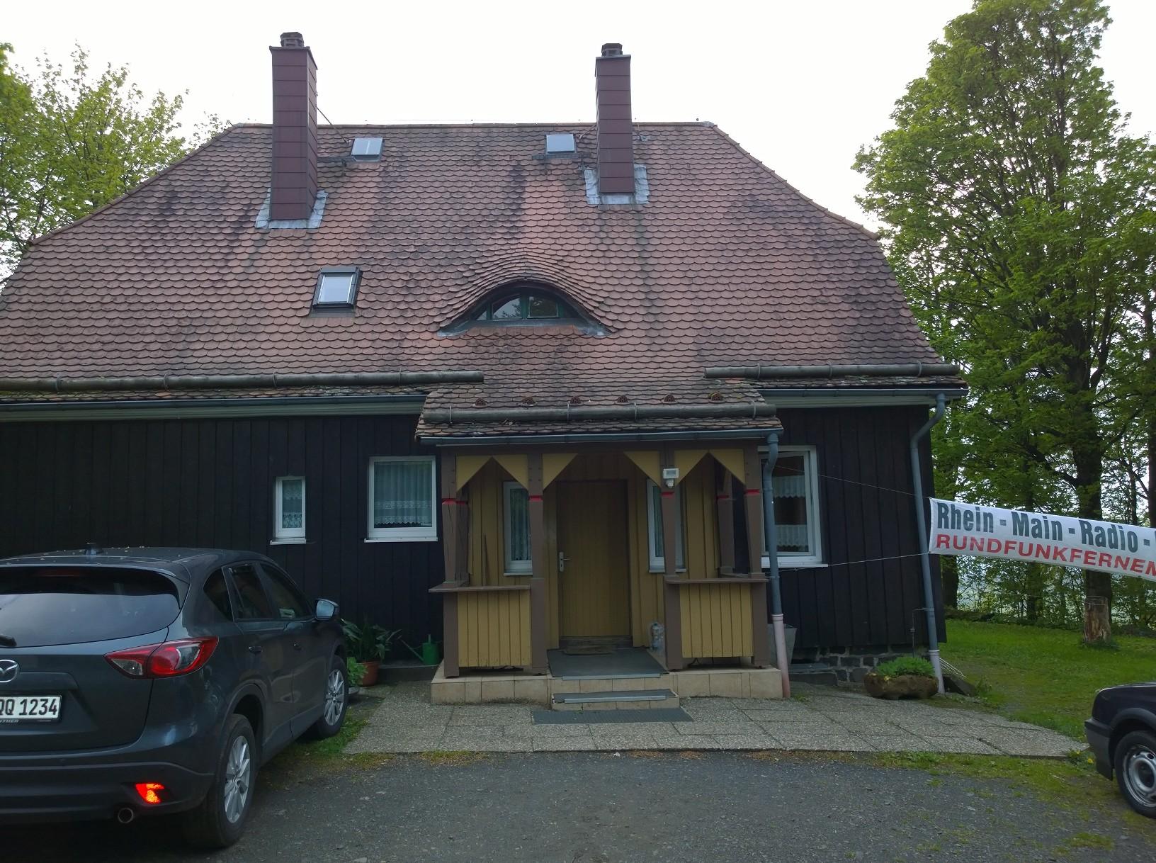 RMRC-DX-Camp auf dem Hoherodskopf im Vogelsberg
