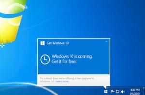 Windows-10-Upgrade abgeschaltet (Foto: Microsoft)